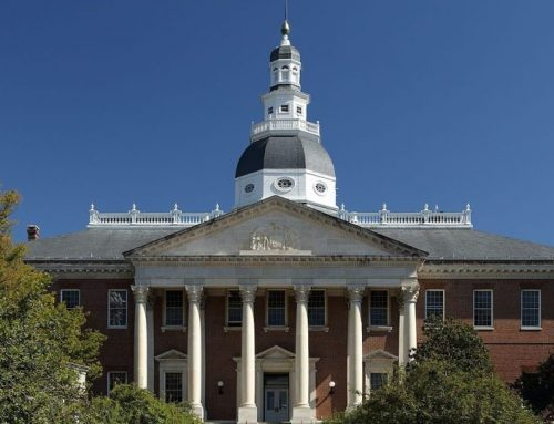 Maryland House Bill Aims To Legalize Cannabis, Expunge Convictions